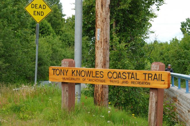 Tony Knowles Coastal Trail, Anchorage, United States