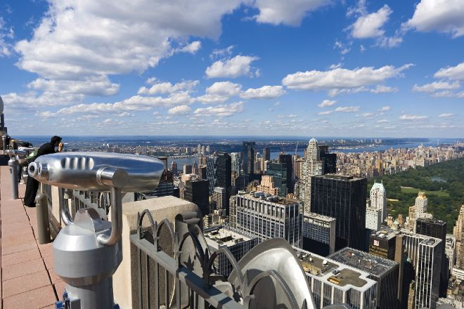 Top of the Rock, New York City, United States