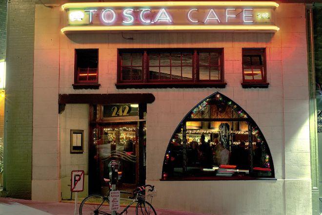 Tosca, San Francisco, United States