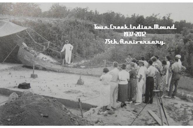 Town Creek Indian Mound, Mount Gilead, United States