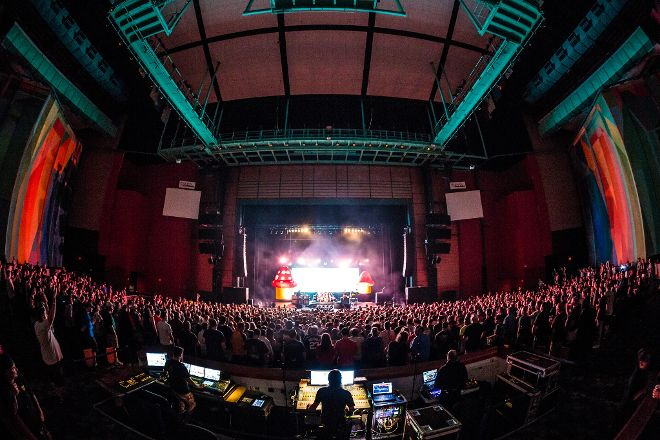 Toyota Presents Oakdale Theater, Wallingford, United States