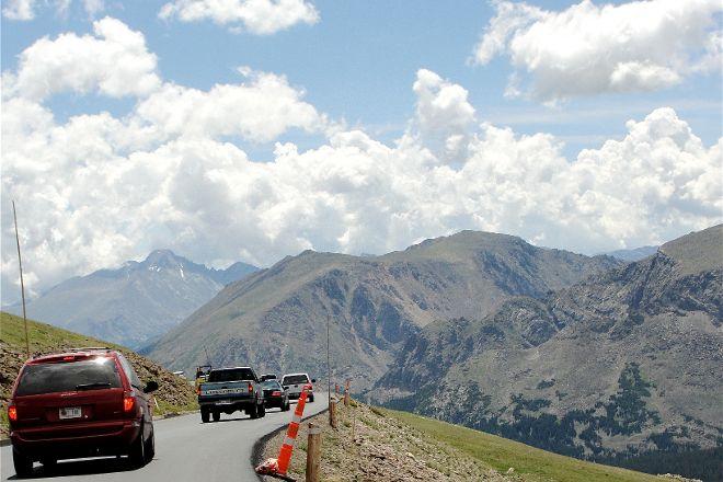 Trail Ridge Road, Rocky Mountain National Park, United States