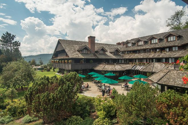 Trapp Family Lodge Outdoor Center, Stowe, United States