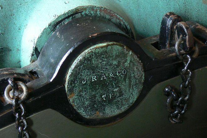 Tredegar Iron Works, Richmond, United States