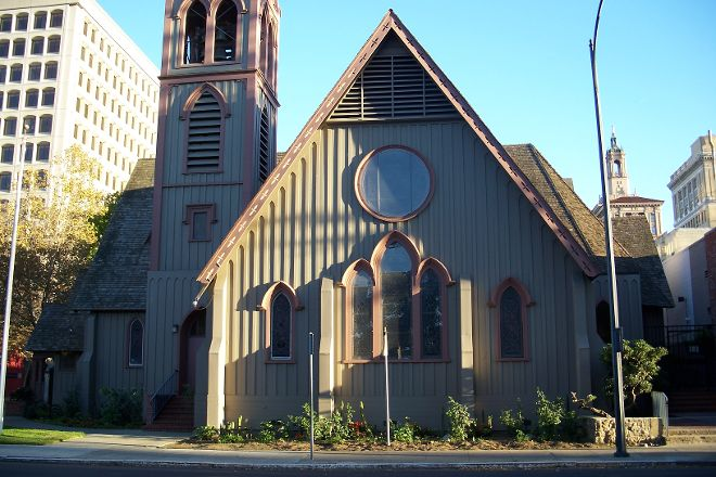 Trinity Episcopal Cathedral, San Jose, United States