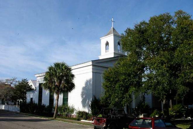 Trinity Episcopal Church, Apalachicola, United States