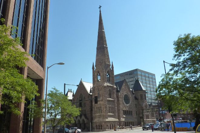 Trinity United Methodist Church, Denver, United States