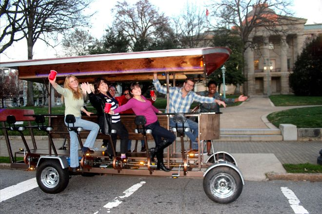 Trolley Pub, Raleigh, United States