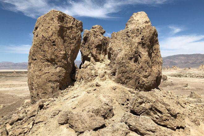 Trona Pinnacles, Trona, United States
