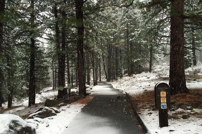 Truckee River Legacy Trail, Truckee, United States