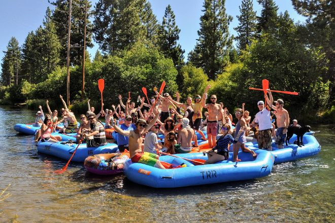 Truckee River Raft Company, Tahoe City, United States