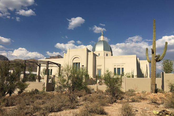 Tucson Arizona Temple, Tucson, United States