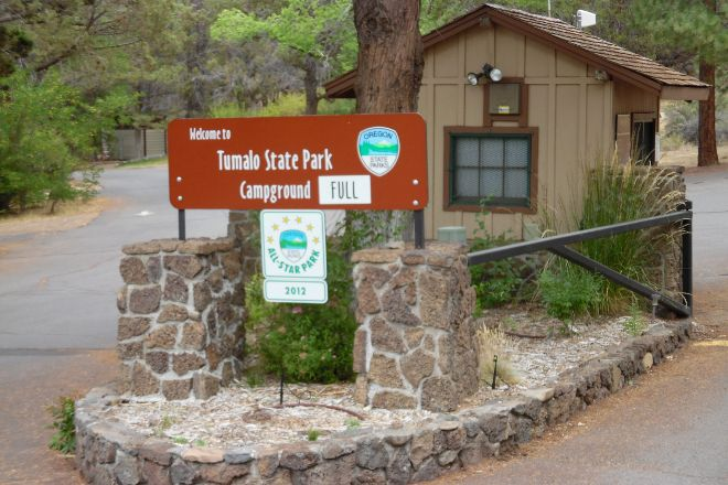 Tumalo State Park, Bend, United States