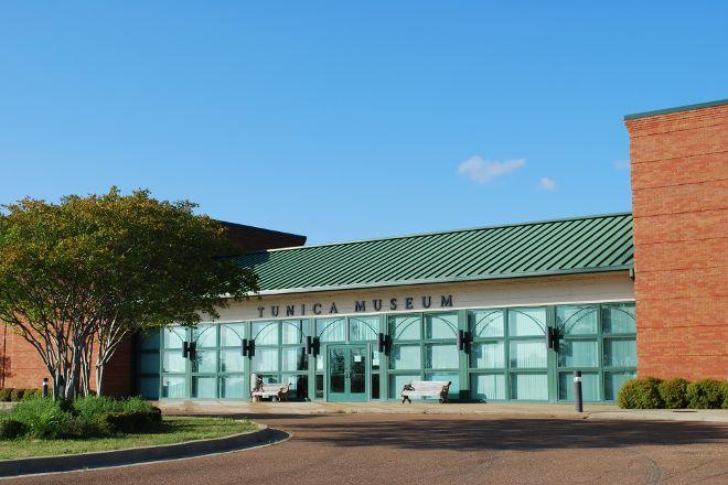 Tunica Museum, Tunica, United States