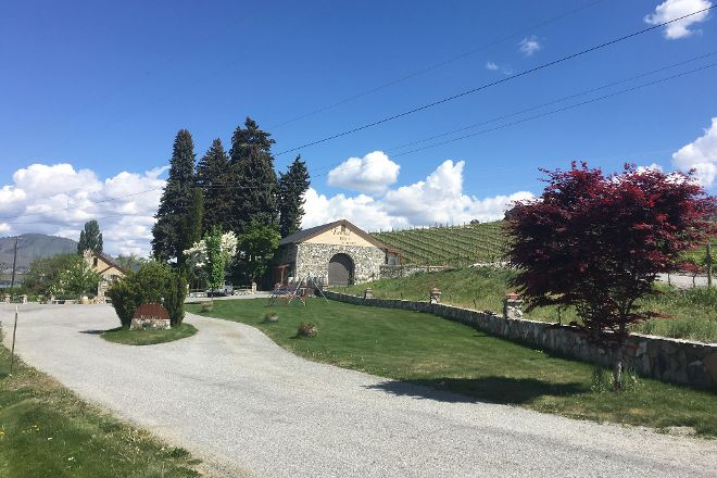 Tunnel Hill Winery, Chelan, United States