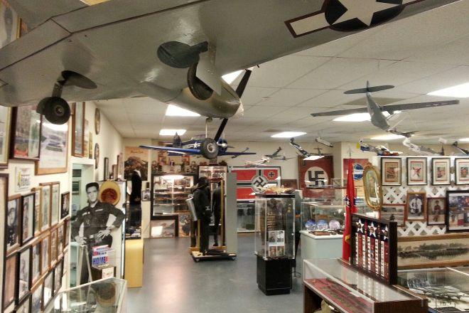 Tupelo Veteran's Museum, Tupelo, United States