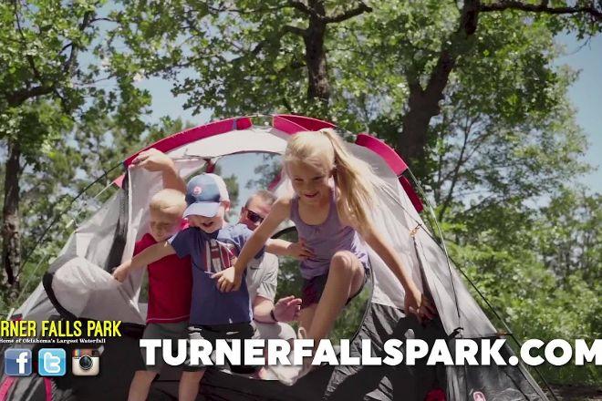 Turner Falls Park, Davis, United States