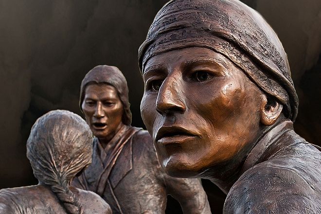 Tuscarora Heroes Monument, Lewiston, United States