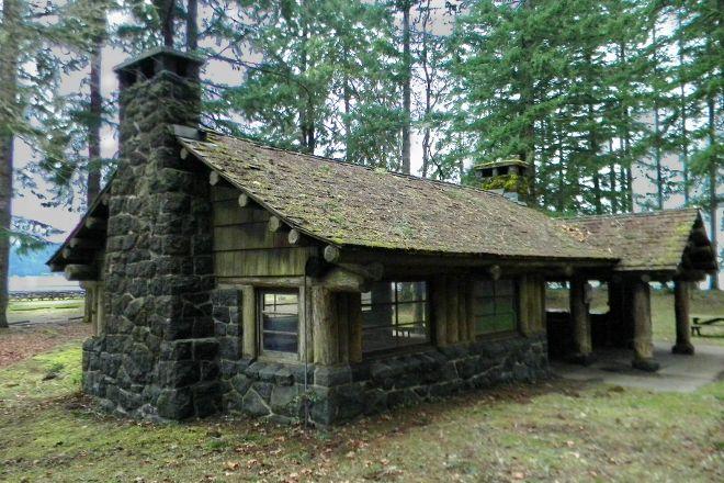 Twanoh State Park, Union, United States