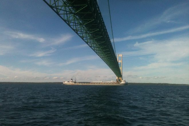 Ugly Anne Boat Cruises, Mackinaw City, United States