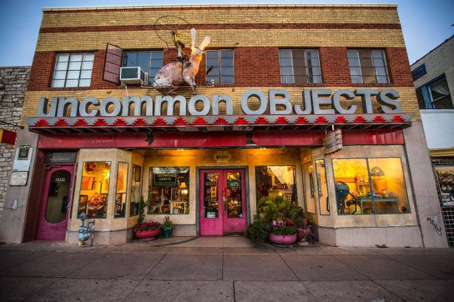 Uncommon Objects, Austin, United States