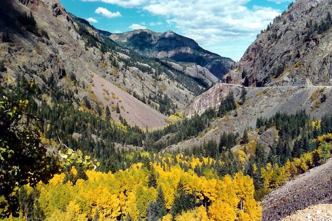 Uncompahgre Gorge, Ouray, United States