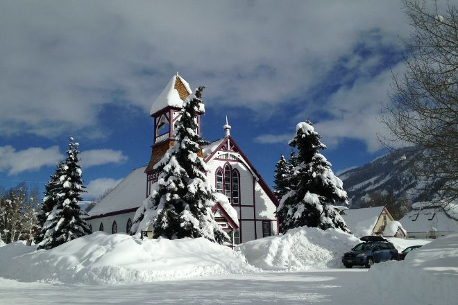 Union Congregational Church, Crested Butte, United States