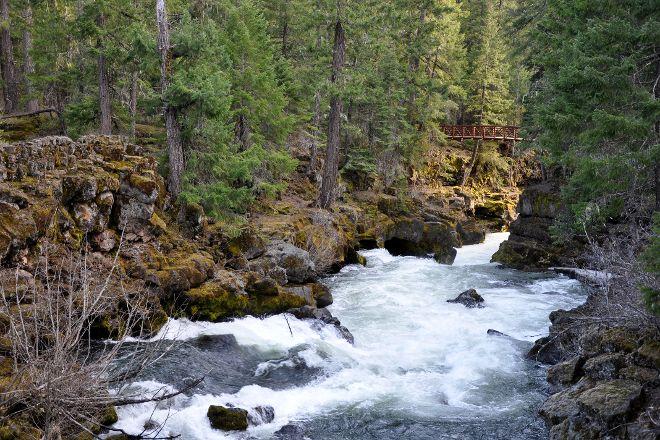 Union Creek Trail, Prospect, United States
