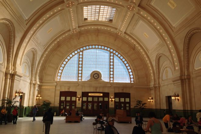 Union Station Great Hall, Seattle, United States