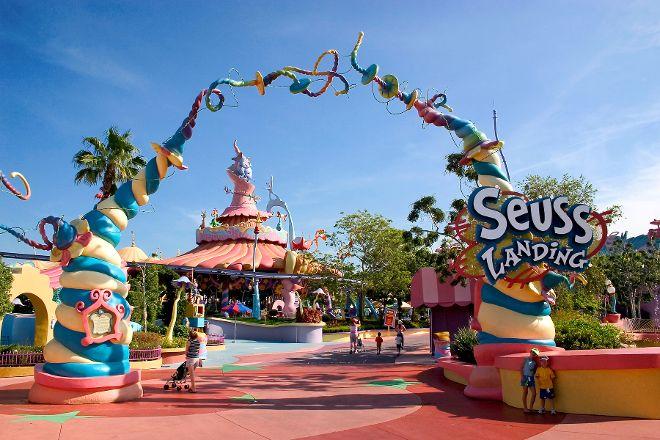 Universal's Islands of Adventure, Orlando, United States
