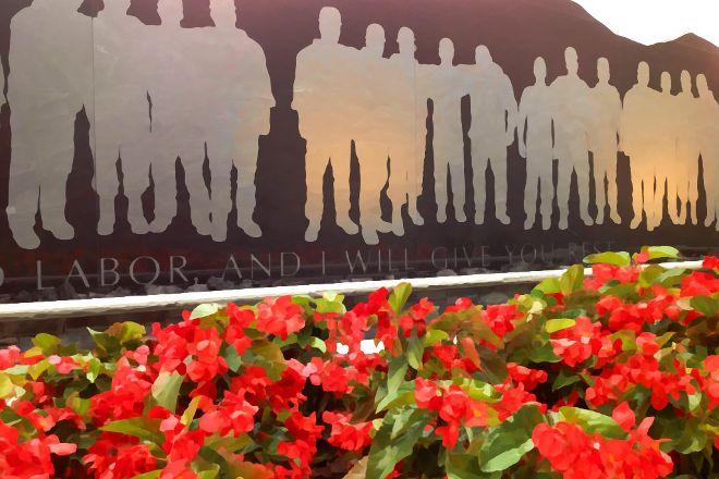 Upper Big Branch Miners Memorial, Whitesville, United States