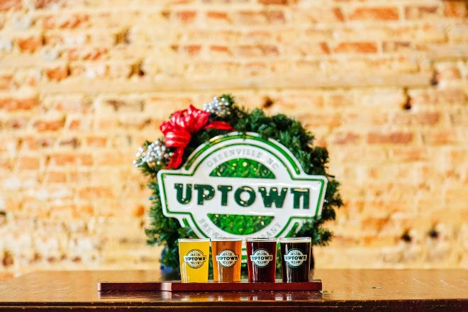 Uptown Brewing Company, Greenville, United States