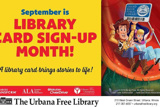 Urbana Public Library, Urbana, United States
