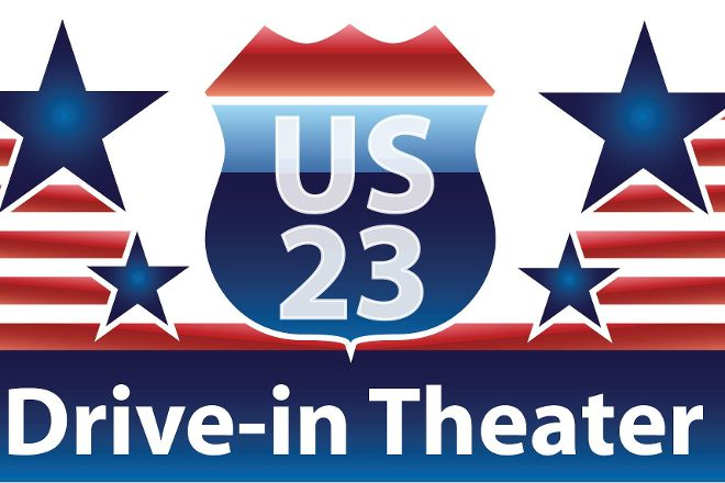 US 23 Drive-In Theater, Flint, United States