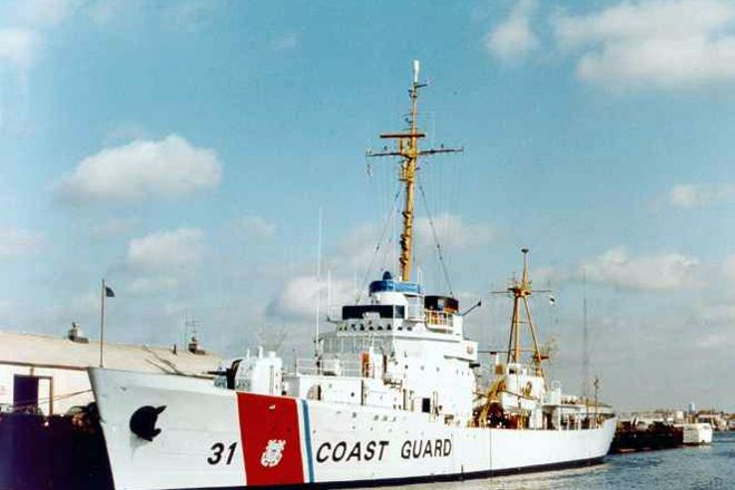 USCG Bibb, Key Largo, United States