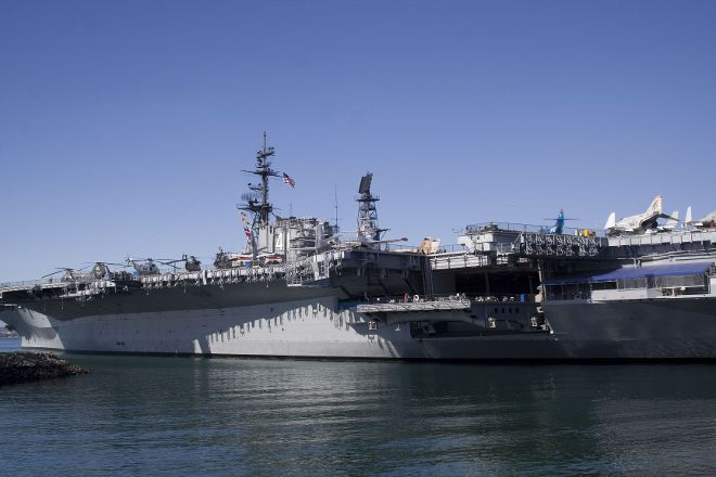 USS Midway Museum, San Diego, United States
