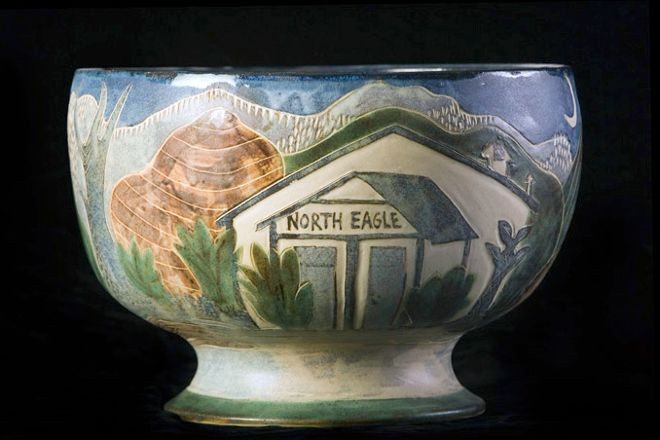 Valley of the Moon Pottery & North Eagle Gallery, Santa Rosa, United States