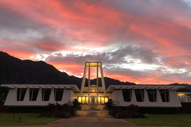Valley of the Temples, Oahu, United States