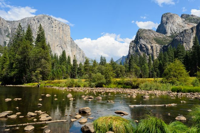 Valley View, Yosemite National Park, United States