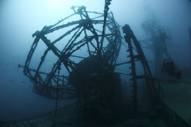 Vandenberg Wreck, Key West, United States