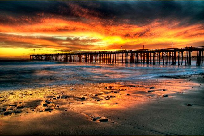 Ventura Pier and Promenade, Ventura, United States