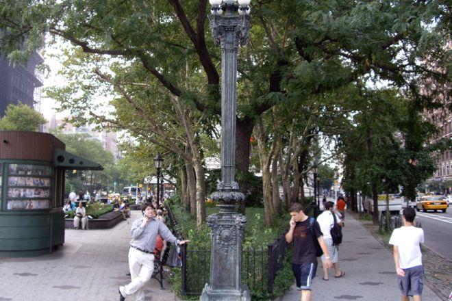 Verdi Square, New York City, United States
