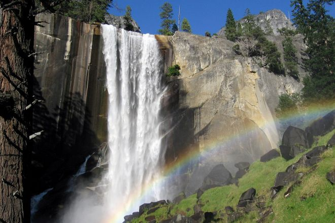 Vernal Fall, Yosemite National Park, United States