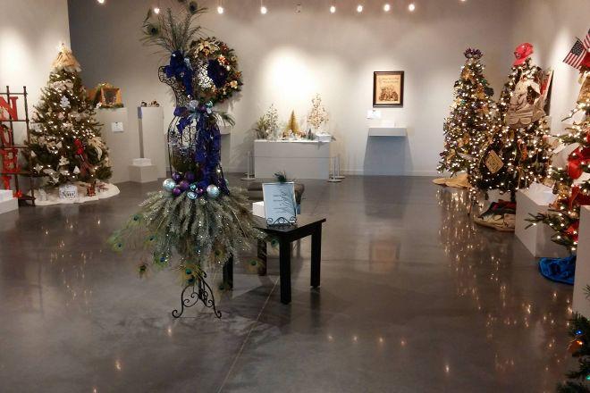 Vernon Filley Art Museum, Pratt, United States