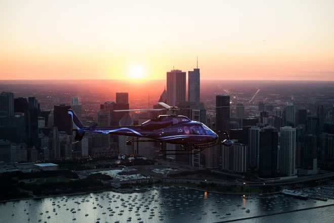Vertiport Chicago VIP Helicopter Tours, Chicago, United States
