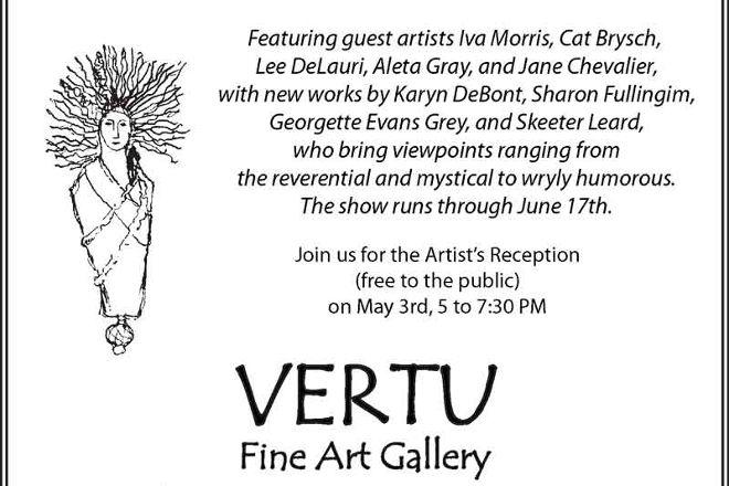 Vertu Fine Art Gallery, Socorro, United States