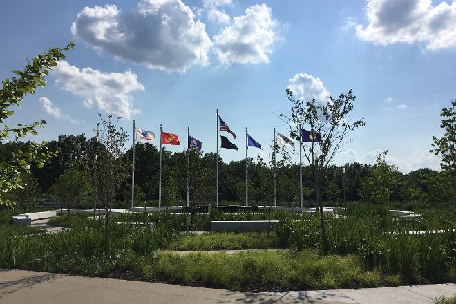 Veterans Honor Park, Chesterfield, United States
