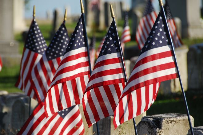 Veterans Memorial Garden, Lincoln, United States