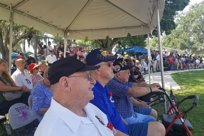 Veterans Memorial Park and Museum, Tampa, United States