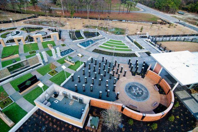 Veterans Park, Fayetteville, United States